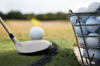 Get the latest and greatest golf gear at the Dos Lagos pro shop